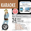 Karaoke: Most Wanted Country [Slimline]