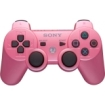 Sony - DUALSHOCK 3 Wireless Controller for PlayStation 3 (Candy Pink) - Candy Pink