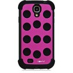 CrazyOnDigital - GUARDIAN Armor Case for Samsung Galaxy S 4 - Purple