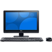 "Dell - Refurbished - 20"" Inspiron One All-in-One Computer - 4 GB Memory - 1 TB Hard Drive - Black"