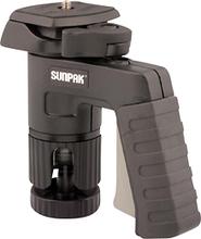 Sunpak Pistol Grip QR Ball Head Front Image