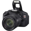 Canon - EOS Rebel T3i 180-Megapixel DSLR Camera with 18-135mm Lens - Black