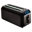 T Fal - Digital 4 Slice Toaster - Black