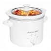 Proctor Silex - 33116 Slow Cooker - White