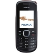 Nokia - 1661 Cellular Phone - Bar - Black