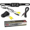 Pyle - License Plate Mount Rear View Camera with Night Vision