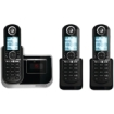 Motorola - DECT 60 Expandable Cordless Phone System with Digital Answering System