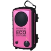 Grace Digital - Eco Extreme GDI-AQCSE106 Carrying Case for Speakers, iPhone, Smartphone, Digital Player, Cellular Phone, iPod - Petal Pink