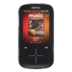 SanDisk - Sansa Fuze SDMX20R 8 GB Flash Portable Media Player Refurbished - Black