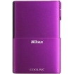 Nikon - Coolpix S100 160-Megapixel Digital Camera - Purple