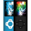 Visual Land - Rave VL-677 8 GB Flash Portable Media Player - Blue