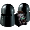 Grace Digital Audio - Mini-Bullets II GDI-AQBLT300B 20 Speaker System - 6 W RMS - Wireless Speaker(s)