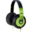 iDance - SeDJ500 Headphone - Black, Green