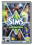 The Sims 3 Supernatural - Windows [Digital Download Add-On]