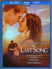 1061459 The Last Song Blu ray Review
