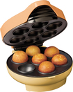 Nostalgia Electrics - Donut Hole and Cake Pop Maker - Brown/Yellow