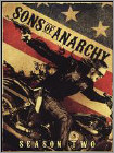 Sons of Anarchy: Season Two [4 Discs] - Widescreen Subtitle AC3 Dolby - DVD