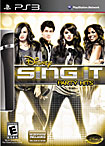 Disney Sing It: Party Hits with Microphone - PlayStation 3 from Best Buy