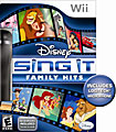 Disney Sing It: Family Hits Bundle - Nintendo Wii from Best Buy