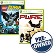 LEGO Batman: The Video Game/Pure - PRE-OWNED - Xbox 360