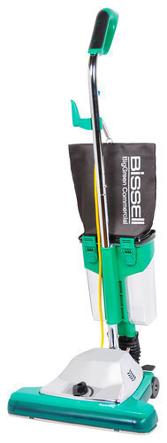 BISSELL - BigGreen ProCup Commercial Bagless Upright Vacuum - Green