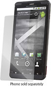 Buy Phones - ZAGG InvisibleSHIELD for Motorola DROID X Mobile Phones