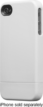 Incase - Slider Case for Apple iPhone 4 - White