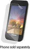 Buy Phones - ZAGG InvisibleSHIELD for Samsung Galaxy Fascinate Mobile Phones