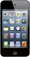 Apple - iPod touch 16GB* MP3 Player (4th Generation) - Black