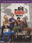 Big Bang Theory: The Complete Third Season [3 Discs] - DVD