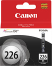 Canon - CLI-226 ChromaLife100+ Ink Tank - Black