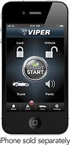 Viper SmartStart Module for Most Electronic 2-Way Security Systems