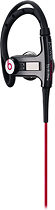 Beats By Dr Dre - Powerbeats by Dr Dre Clip-On Earbud Headphones - Black