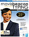Mavis Beacon Teaches Typing Deluxe: 25th Anniversary Edition - Mac/Windows