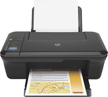 HP Deskjet 3050 Wireless All-In-One Printer $24.99
