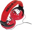 Hello Kitty - Stereo Headphones - Red/Black