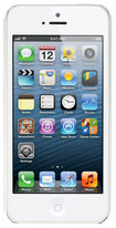 Apple - iPhone 5 Mobile Phone with 16GB Memory (Unlocked) - White