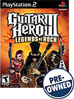 Guitar Hero III: Legends of Rock PRE-OWNED - PlayStation 2