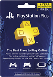 Sony - PlayStation Plus 12-Month Subscription Card for PlayStation 3