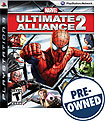 Marvel: Ultimate Alliance 2 - PRE-OWNED - PlayStation 3