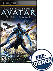 James Cameron's Avatar: The Game - PRE-OWNED - PSP