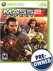Mass Effect 2 - PRE-OWNED - Xbox 360