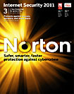 Norton Internet Security 2011 (3-User Pack) - Windows