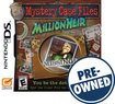 Mystery Case Files: MillionHeir - PRE-OWNED - Nintendo DS