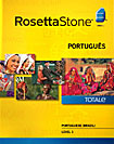 Rosetta Stone Version 4: Portuguese (Brazil) Level 1 - Mac/Windows
