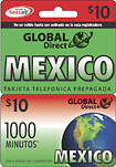 Global Direct - $10 Prepaid Long Distance Calling Card