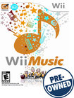 Wii Music - PRE-OWNED - Nintendo Wii