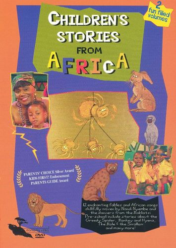 Children's Stories From Africa (DVD)