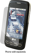 Buy Phones - ZAGG InvisibleSHIELD for LG Android Mobile Phones - Clear