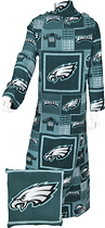 Fabrique Innovations - Philadelphia Eagles Pillow Snuggie